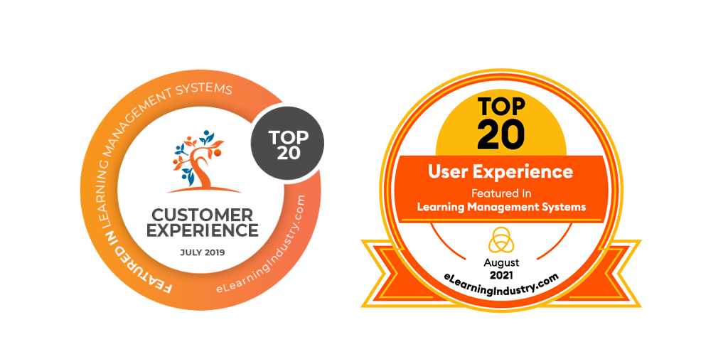 Top 20 Customer Experience and Top 20 User experience
